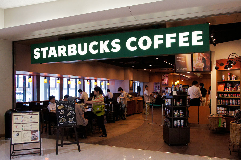 Starbucks is Amazon's Store of the Future (1-Minute Video Post)