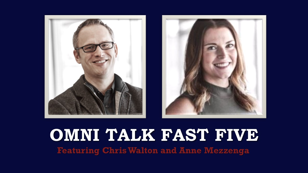 Fast Five Podcast — Ikea, Resto, Lulu and, of course, a Walmart Diatribe