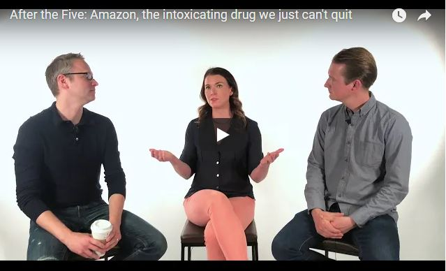After the Five Video: Amazon, the drug we can't quit