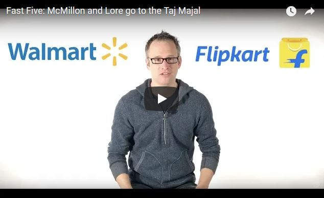 (Video) Don't bet the cart on Flipkart