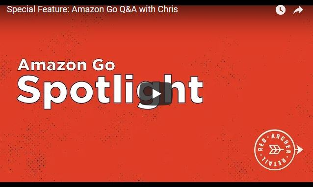 (Video) Amazon Go Spotlight