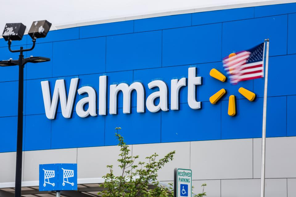 Walmart Shows Robots Are As Easy As 123 | Forbes