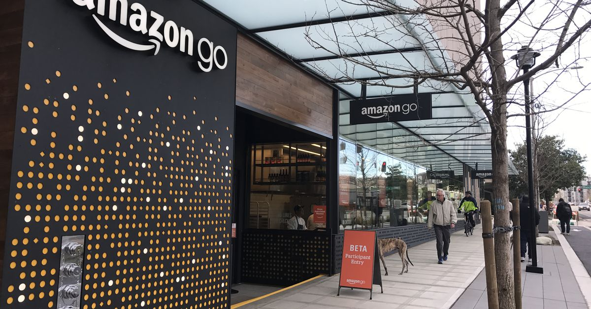 Amazon's cashierless Go stores could be a $4 billion business by 2021, new research suggests | Recode