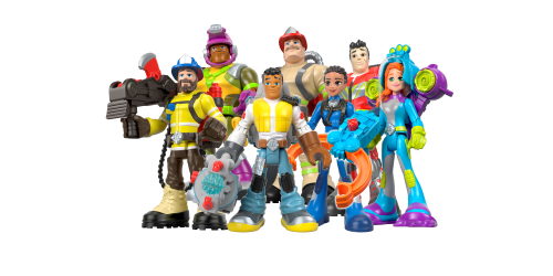 Fisher-Price's Relaunch Of Rescue Heroes Is A Great Example Of The Right Way To Launch A Brand | Forbes