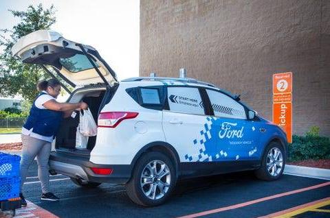 Walmart kickstarting a $1T driverless delivery market   Detroit News