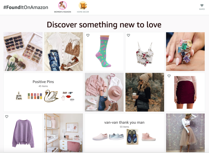 Amazon Spark, the retailer's two-year-old Instagram competitor, has shut down | TechCrunch