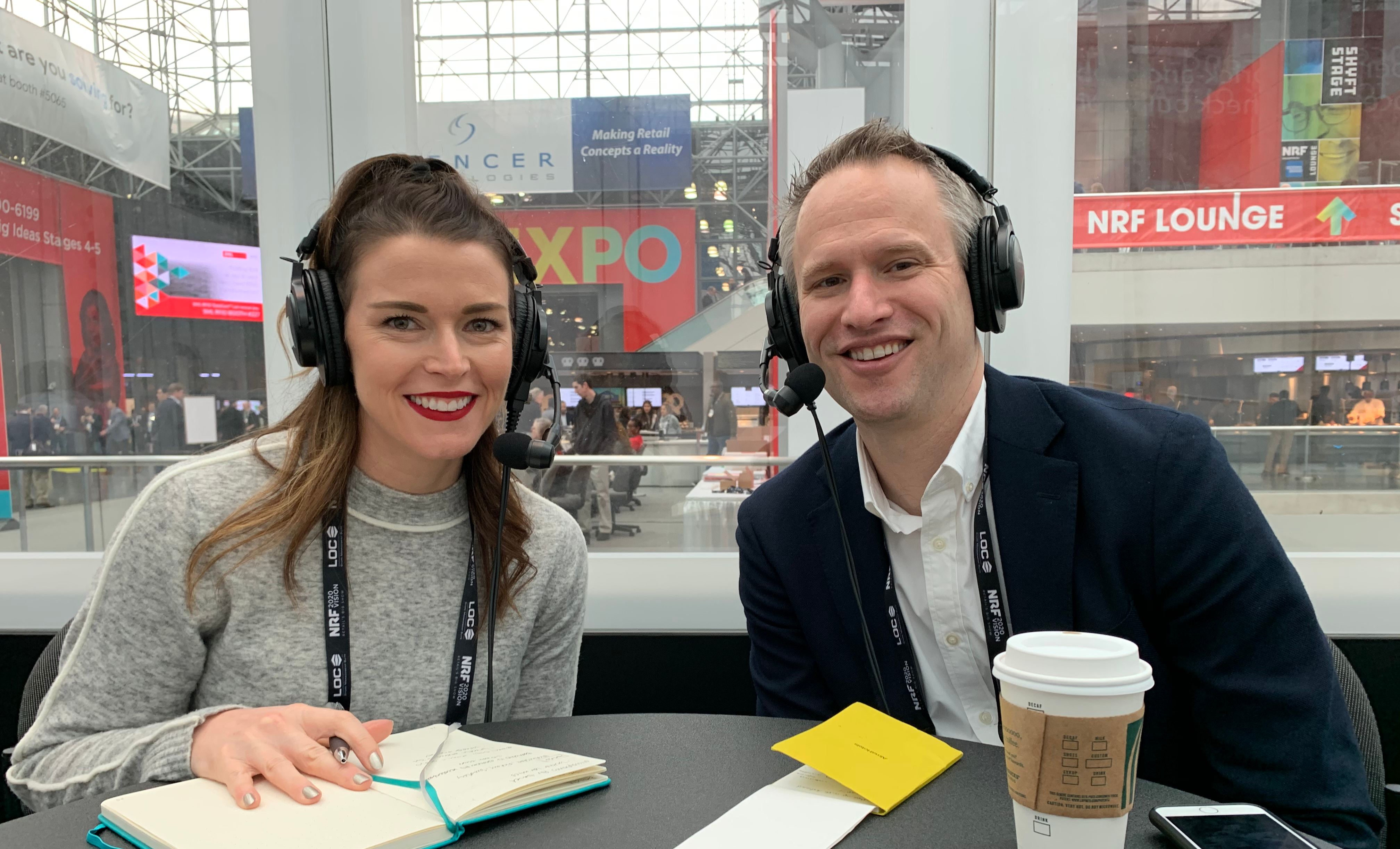 Podcast   NRF 2020 Live Recap from the Javits Center, NYC