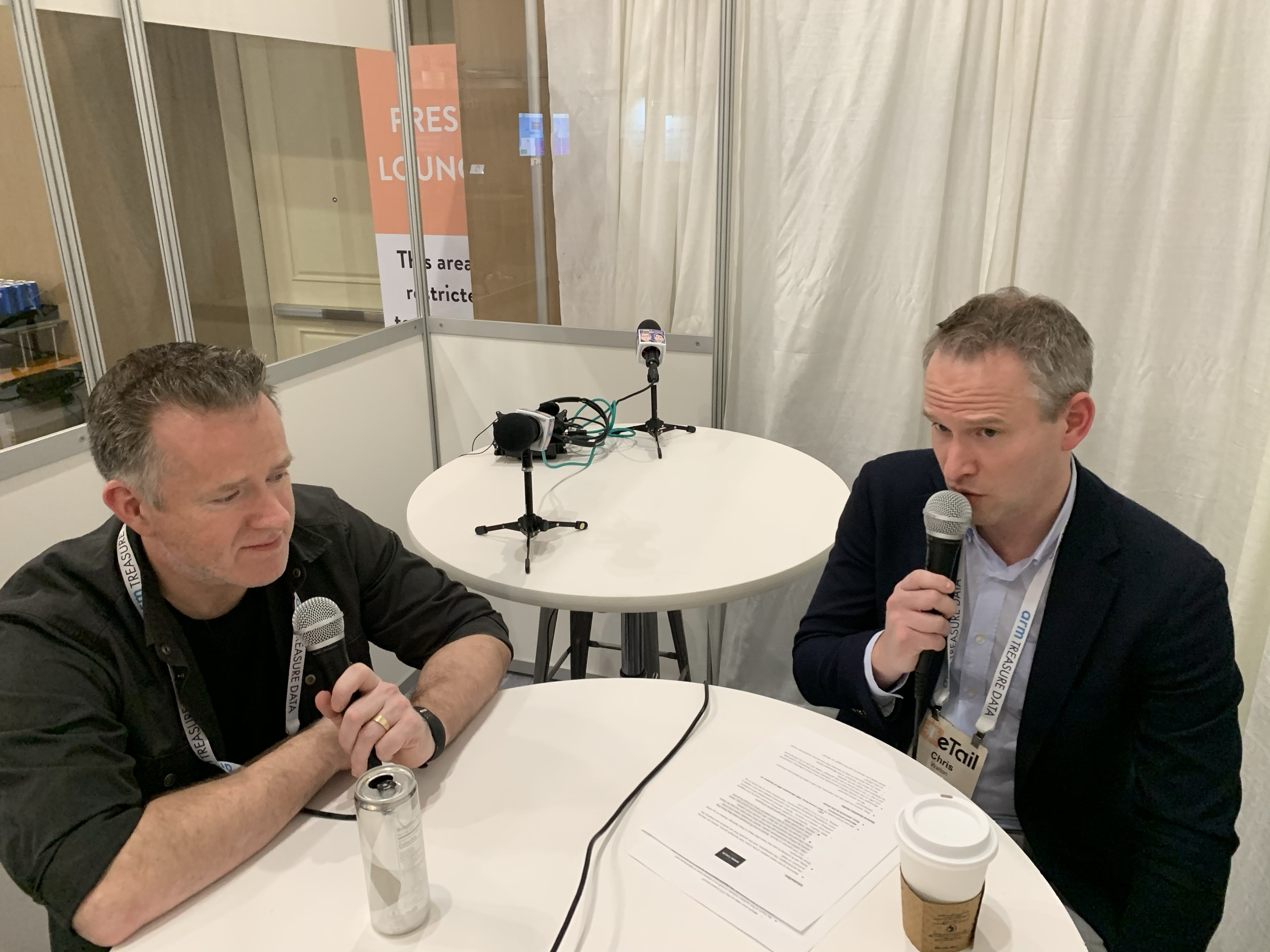 eTail West Podcast | Moosejaw CEO Eoin Comerford