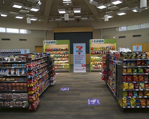 7-ELEVEN'S HOSPITAL POP-UP, KROGER'S COVID-19 CRISIS GUIDE, SOME GAP STORES MAY NEVER REOPEN