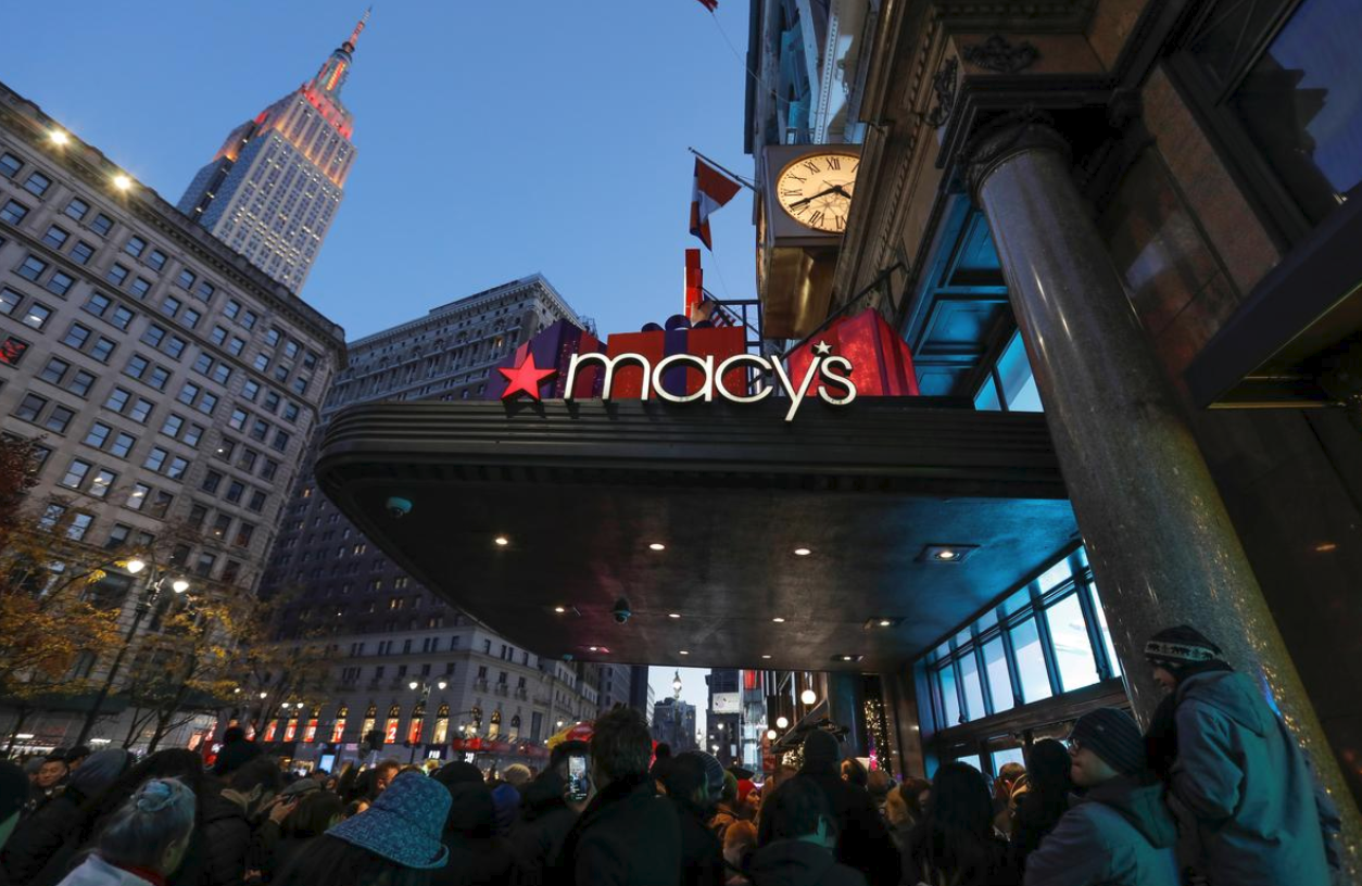 MACY'S PLANS TO REOPEN ALL STORES WITHIN 6 WEEKS, COSTCO WILL REQUIRE ALL CUSTOMERS TO WEAR MASKS