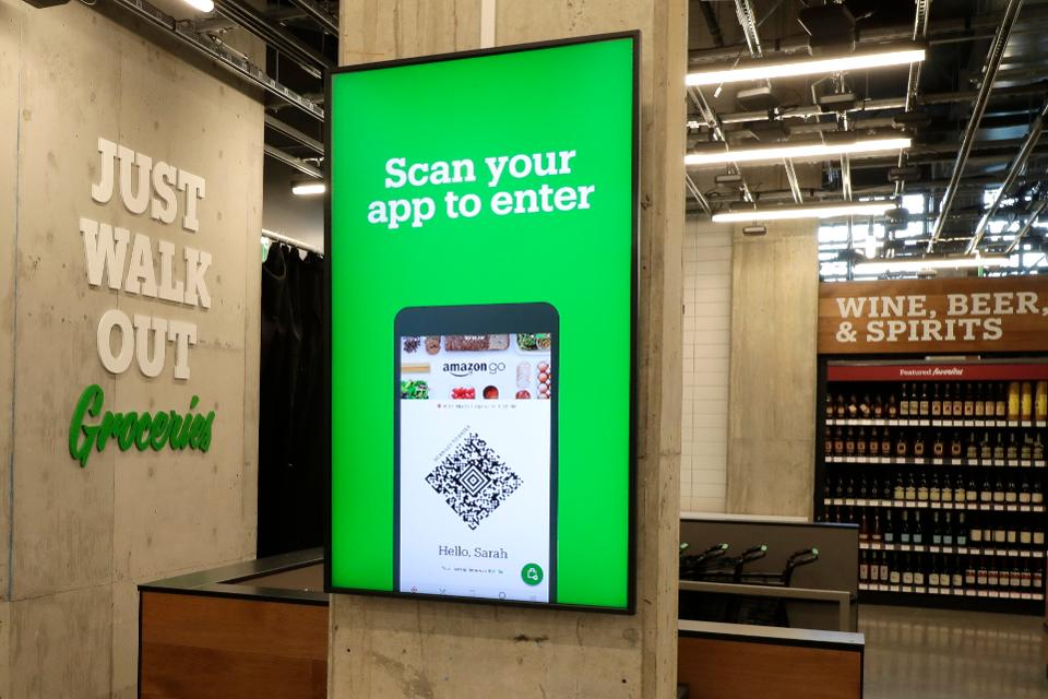 Forbes | Amazon's New Los Angeles Grocery Store — Will There Be An App For That?