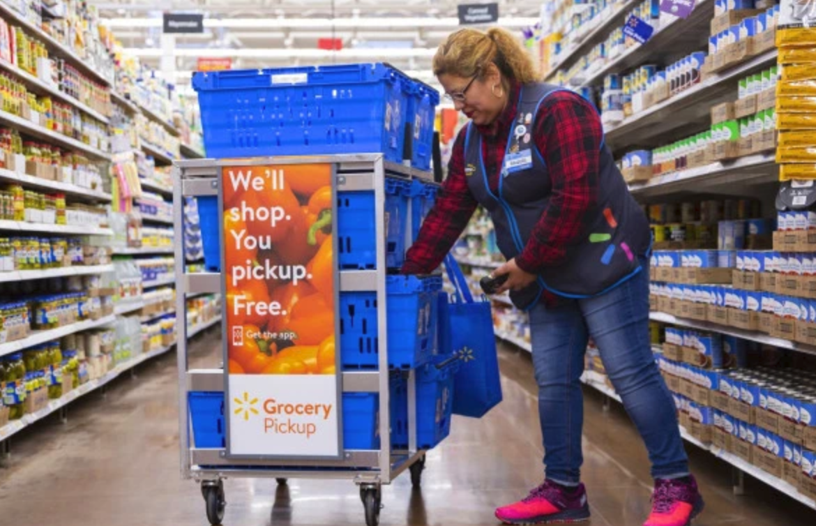 WALMART 2-HR GROCERY DELIVERY, 50% OF DEPT. STORES PREDICTED TO CLOSE BY 2021, J CREW TO FILE FOR BANKRUPTCY