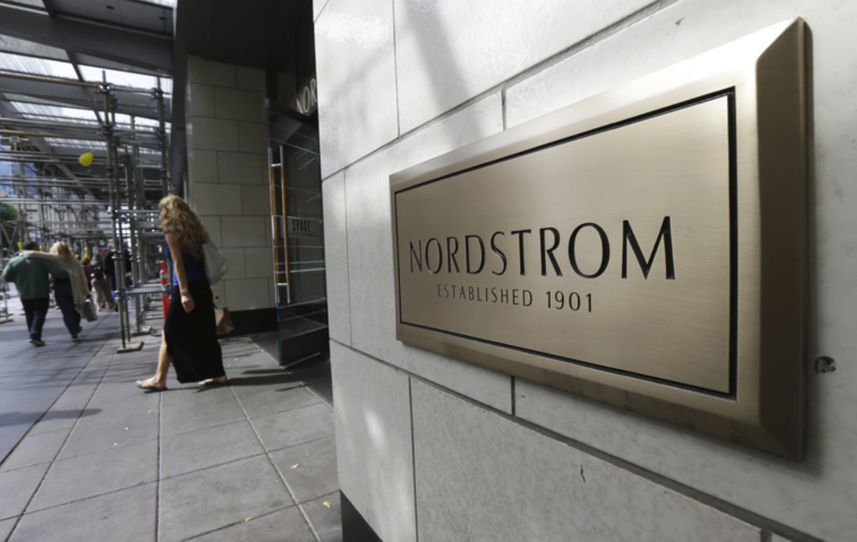 NORDSTROM TO PERMANENTLY CLOSE 16 STORES, LORD & TAYLOR TO LIQUIDATE STORES UPON REOPENING