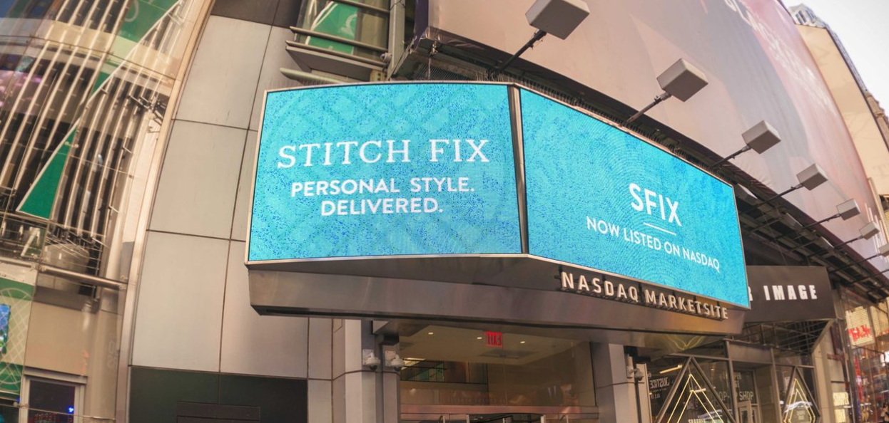 STITCH FIX TO LAY OFF 1,400 STYLISTS, PINTEREST ADDS 'SHOP' TAB TO LENS CAMERA