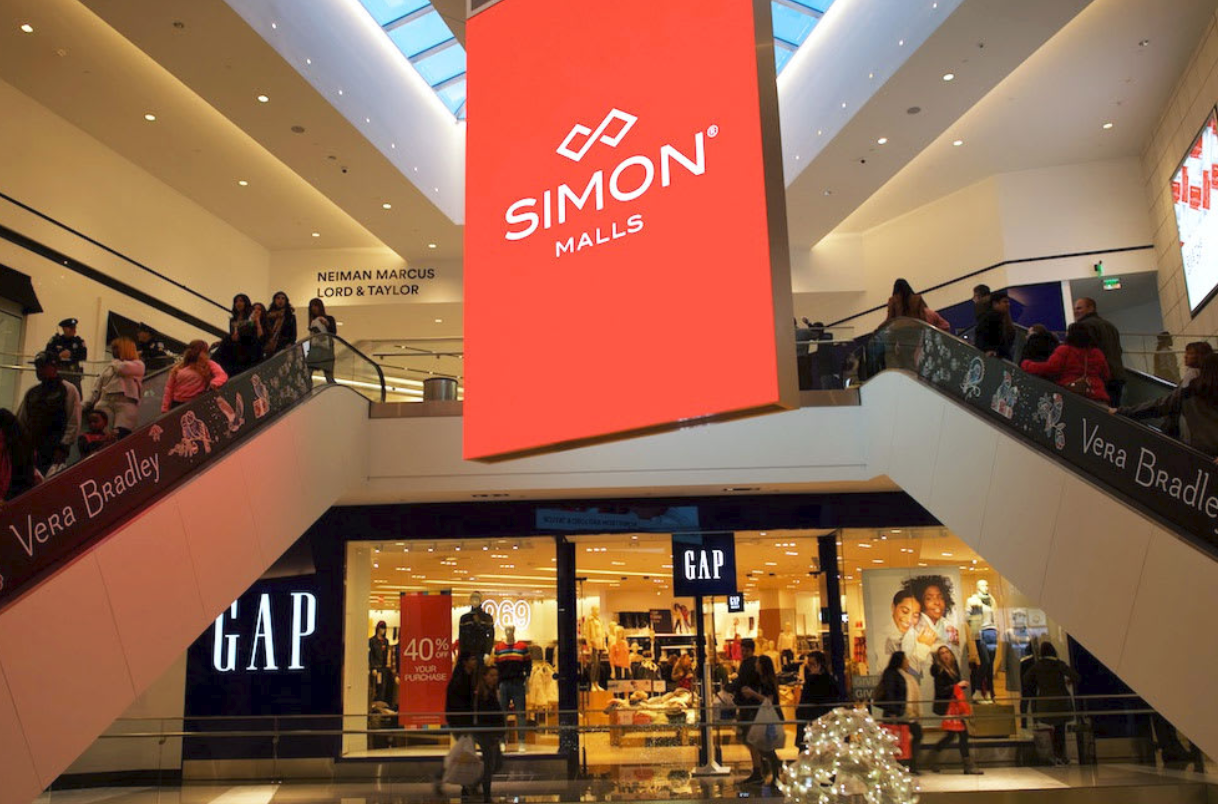 SIMON TO SUE GAP, AMAZON IN TALKS TO BUY $2M STAKE IN BHARTI AIRTEL, CVS TESTING SELF-DRIVING VEHICLES