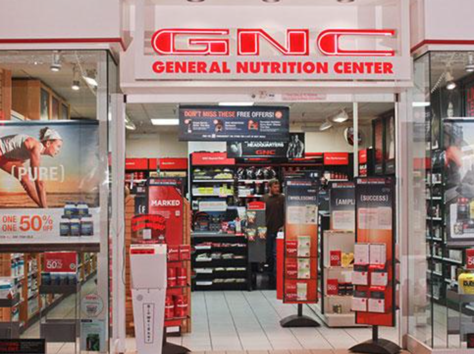 GNC files for bankruptcy, Macy's cuts 20% of corp. workforce, Pinterest enters the online grocery foray