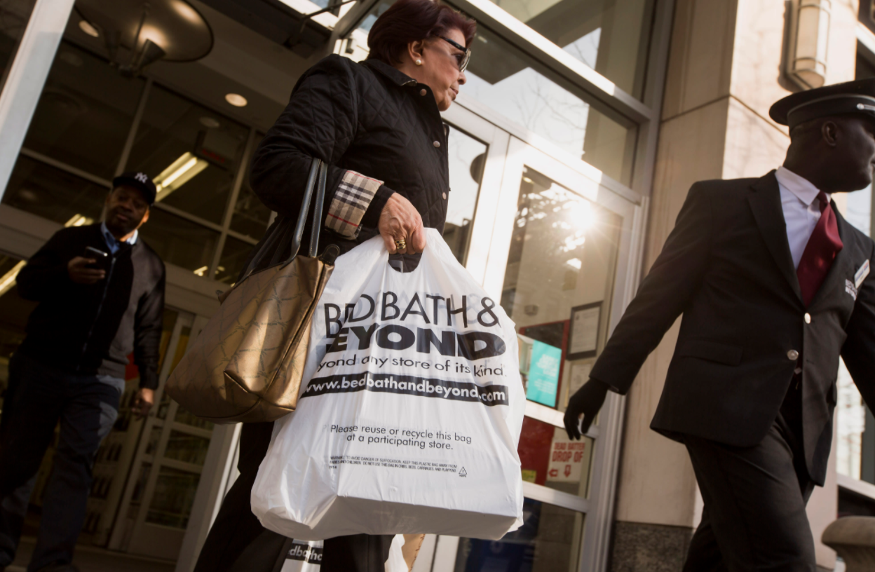 Bed Bath & Beyond to close 200 stores, Sur la Table files for bankruptcy, Walmart to sell health insurance policies, Livestreaming in China a lifeline