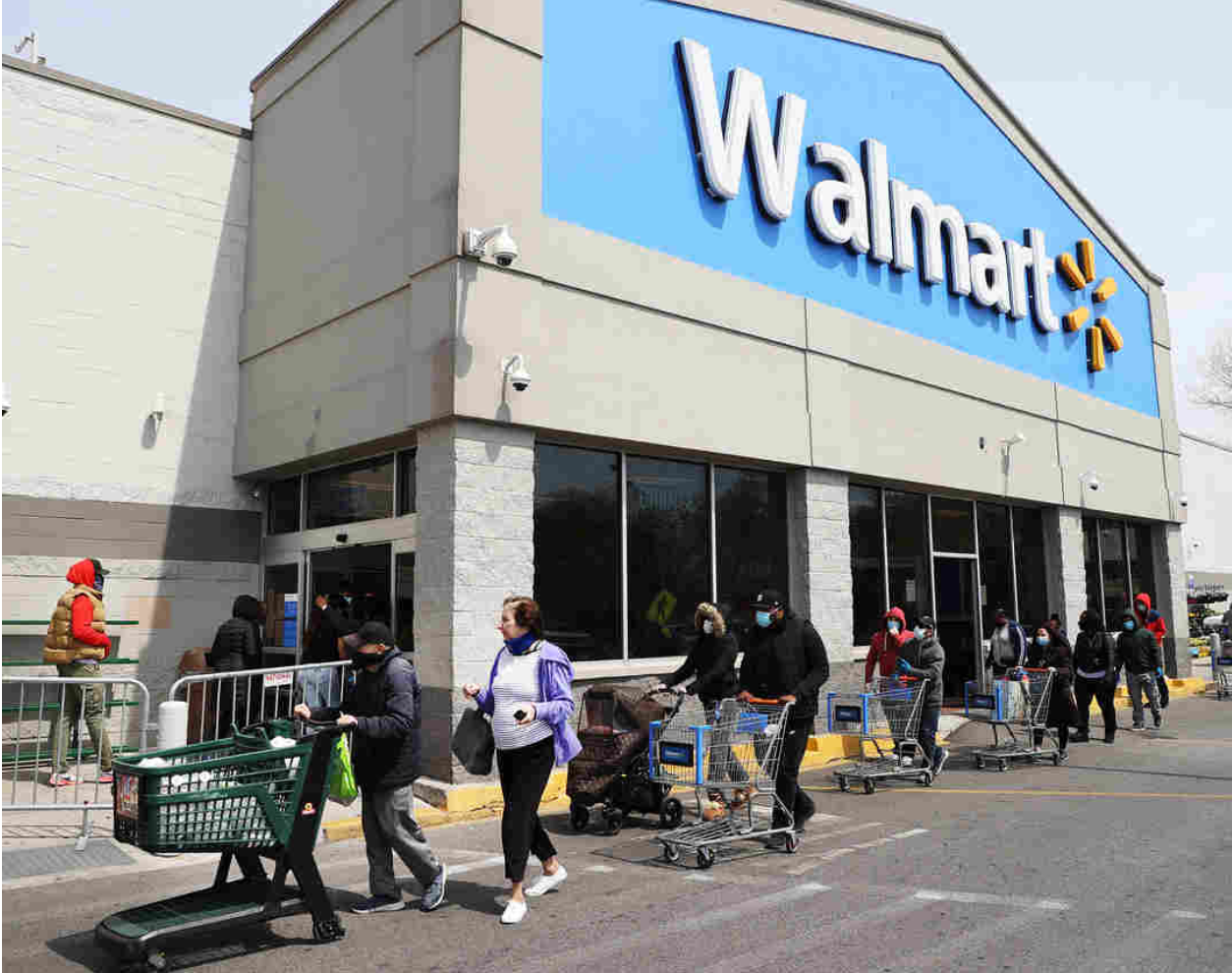 Walmart, Sam's Club, & Best Buy require masks in stores, Farfetch x Fenty exclusive partnership, Klarna virtual shopping event, Malls rent out parking lots