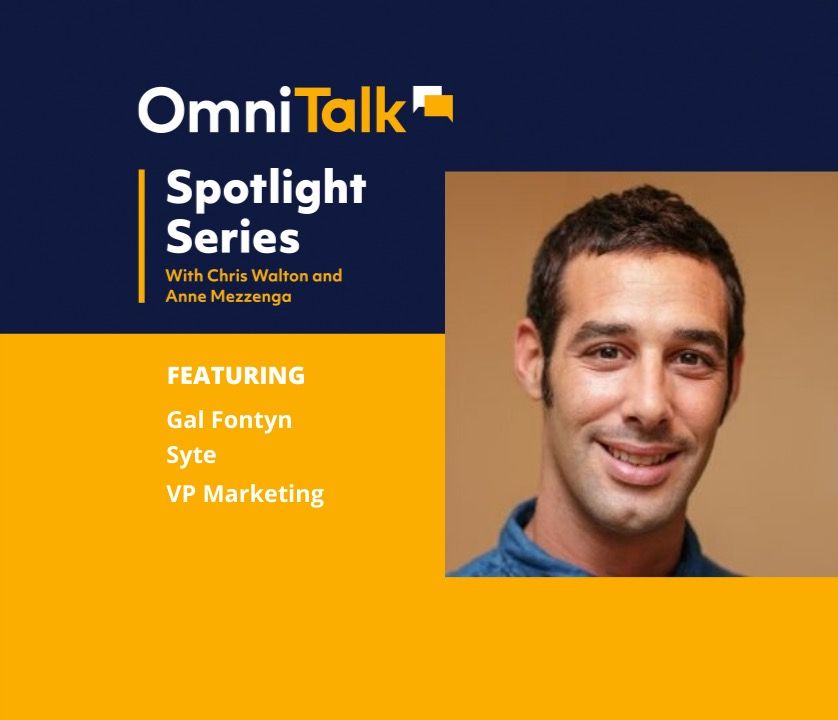 Spotlight Series | Visual Search and Experiences with Syte VP Marketing, Gal Fontyn