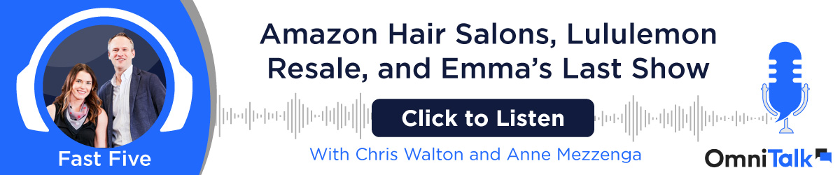 Amazon Hair Salons, Lululemon Resale, and Emma's Last Show