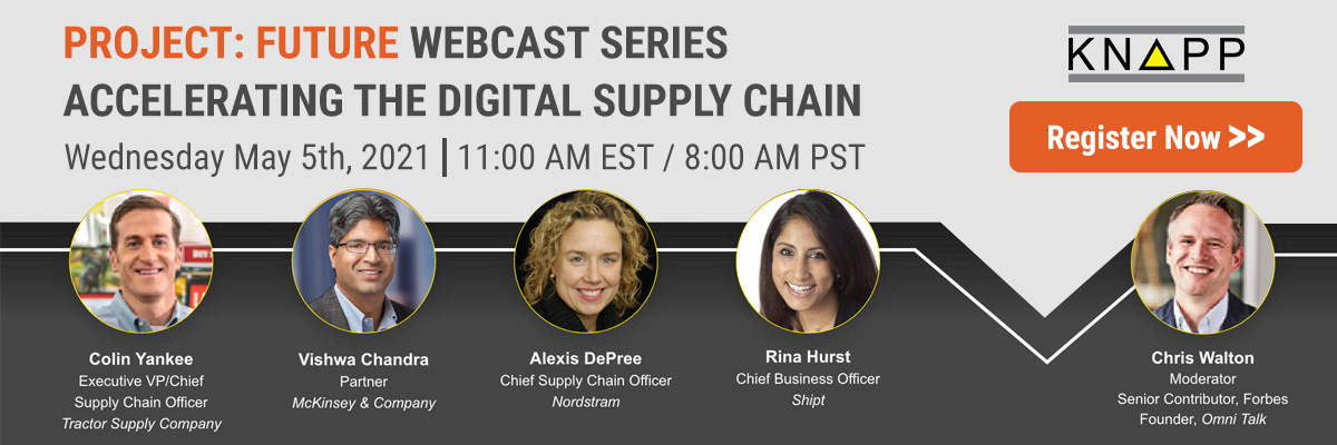 ACCELERATING THE DIGITAL SUPPLY CHAIN