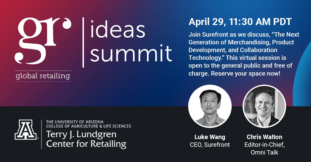Surefront Featured at Global Retailing 2021